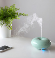 GX Diffuser brand newest aqua blue aroma diffuser/home decor of air perfume