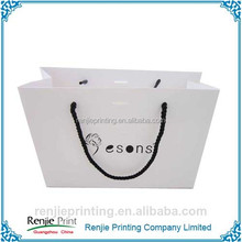 Vogue Custom Shopping Paper Bag/Kraft Paper Bag with Logo