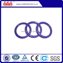 High qualiy silicone/ FKM O-ring , Rubber Ring/Flat viton o-ring