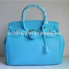 elegante bolsa de couro bolsa das mulheres
