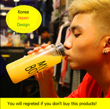 DISCOUNT TIME On Sale Hottest Fashion Shape Plastic My Bottle