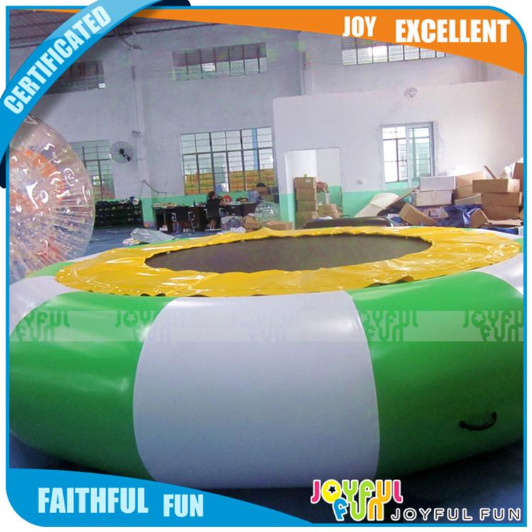 Projeto Popular grande trampolim inflável para parque de diversões