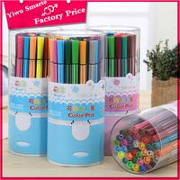 bulk wholesale art supplies for school child 36 pcs color pen set