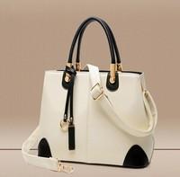 2014 lady leather handbags thailand
