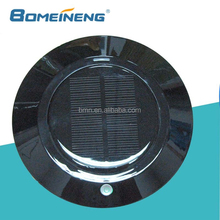 BMN909-4 BLACK solar power air purifier 2015 new released most popular nature solar air cleaner best quality car purifier