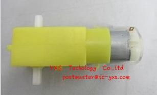 DC3V-6V motor DC gear motor magnetic interference TT quattro for smart car chassis