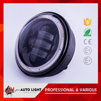 80W High Lumin Car 5000K-8000K LED Electric Motorcycle Off Road 4X4 Auto Accessory Spare Part Headlight Waterproof Working Light