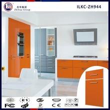 Hotel cylinder kitchen cabinet modular kitchen designs for small kitchen