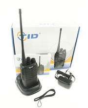 Professional Cheap 2 Way Walkie Talkie with 1500mAh Li-on Battery for long time operation