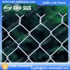 School Gates Designs Fence Accordion Fence Rubber Coated Chain Link Fence