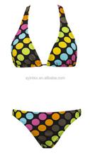 Factory Direct 2014 New Style Slim Hot Bikini Girl Nylon/Spandex OEM