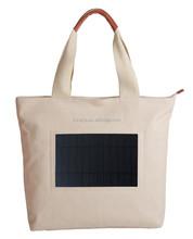 Solar Phone Charger Living Bag Solar Charger Bag