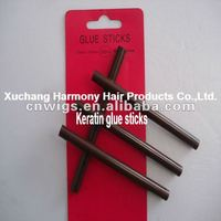 Hotsale Italian keratin glue sticks/hotmelt glue sticks for hair extensions/Fusion keratin glue sticks