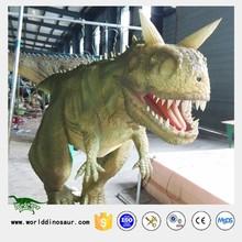 Light Weight Adult Walking Dinosaur Costume for Jurassic Park