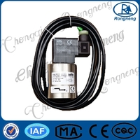 Electric Solenoid Water Valve 12 Volt for Chongqing CNG Gas Compressor