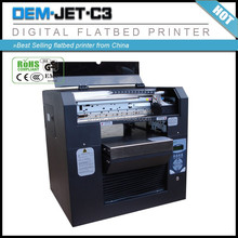 Directly print on fabric, pvc card, wood and other material with the help of pretreatment liquid