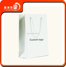 high quality trendy shoppipng recycle paper packaging bag