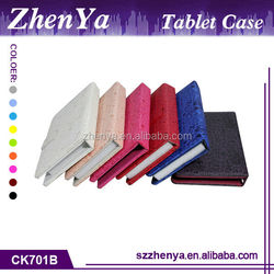 2015 New Design Tablet Case With Pu Leather Low Price Made In China