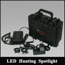 Outdoor Sporting Goods Rechargeable 10w LED Hunting Light Spotlight Tactical scope light