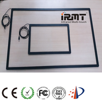 IRMTouch 84 inch IR touch frame touch screen frame for LCD or TV