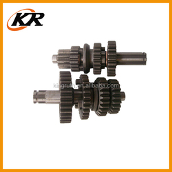 Engine main countershaft YinXiang 125CC fit for motorcycle