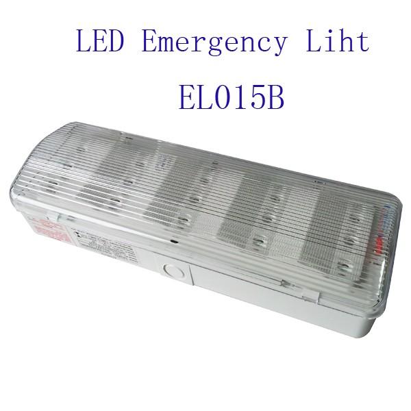 battery backup emergency light industrial led bulkhead light fitting