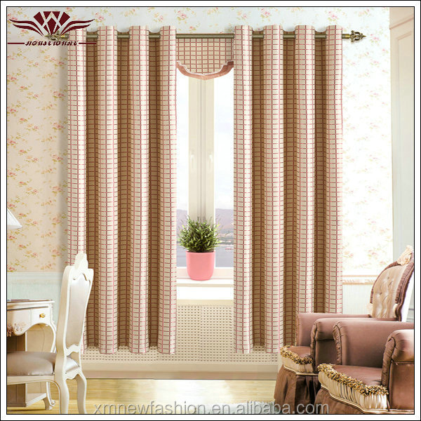 mod le de salon rideau gros rideau jacquard tissu de rideau rideaux id de produit 60097059083. Black Bedroom Furniture Sets. Home Design Ideas