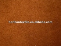 100% Polyester Micro Suede Sofa Fabric