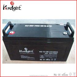 12V 120AH battery for ups 120 ah battery gel solar 12v