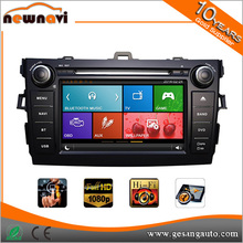 Car alarm gps navigation which can be checked by smart phone and website