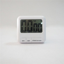 LCD digital wireless electronic countdown kitcher timer