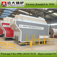 The best quality coal biomass wood steam boiler with economizer