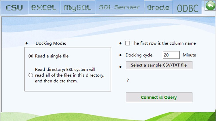software database