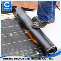 SBS waterproof materials for bathroom floor/concrete roof