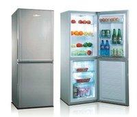 White/blue colored refrigerators