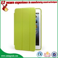 China New Tablet Cases Real Genuine Luxury Cover for iPad mini , for iPad mini Case