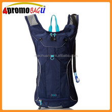 Wholesale 2L hydration pack backpack with water bladder