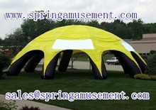 outdoor popular large inflatable marquee for sale or inflatable dome tent sp-t1012