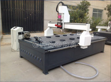 cnc router can cut dial 3d words and pcb stamp / cnc wood cutting machine with auto tool changer