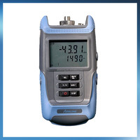 optical power meter is one of powerful fiber optical tools