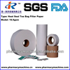21gsm Abaca Pulp Heat Seal Tea Bag Filter Paper