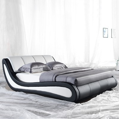 Modern design cool beds for sale european style hot model a888 for European beds for sale