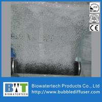 BWT wwtp/aquaculture system fine bubble tube diffuser