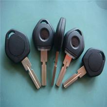 Tongda top quality transponder remote key shell with light , key blank for B-W
