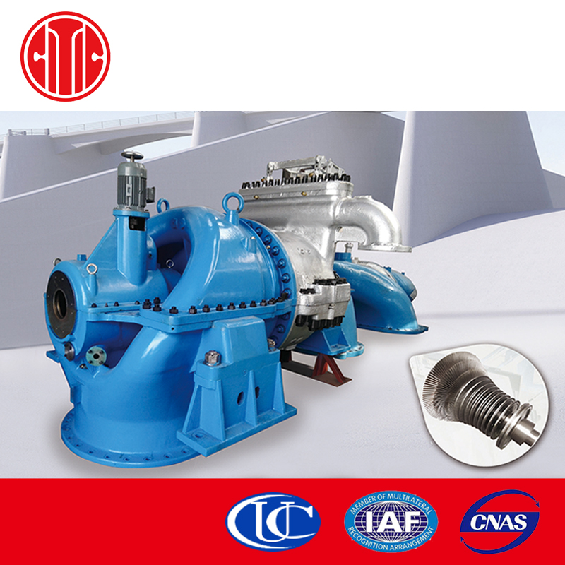 High efficiency and energy saving waste steam recycling for High efficiency generator motor