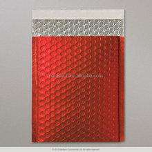 envelope/mailer/bag made of bubble foil thermal insulation material