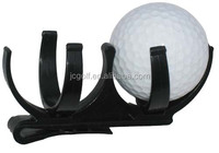 plastic Golf ball holder with clip