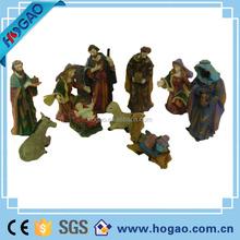 resin nativity