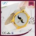 Reloj de la manera para las señoras con cara bonita reloj