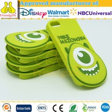 NBCUniversal Audited Factory Custom Design Popular 3d Mobile Phone Cover for iPhone Silicone Mobile Phone Case